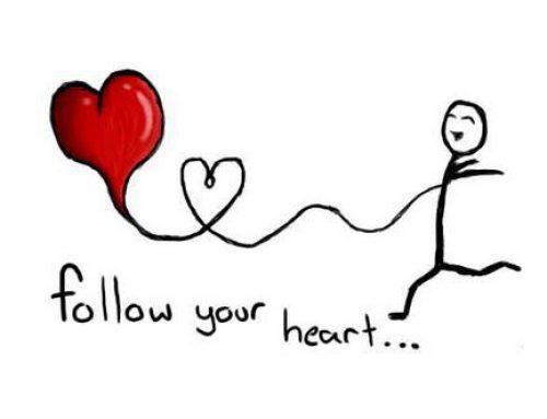 Donde el corazón te lleve